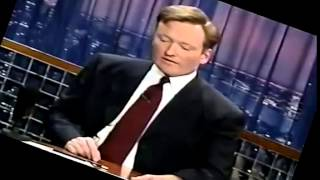 Post 9/11 Late Night with Conan O'Brien Episode - 9/18/01 Pt. 1
