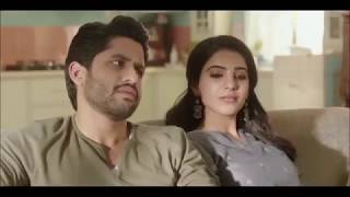 Watch: Samantha and Naga Chaitanya Big Bazaar ad..