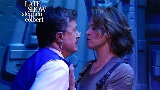 Exclusive 'Alien' Trailer With Sigourney Weaver And Stephen Colbert