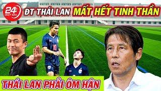 🔥Tin Bóng Đá 9/9: Thái Lan mất tinh thần đấu Indonesia sau trận đấu với Việt Nam