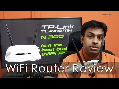 TP-Link TL-WR841N WiFi Router Review is this the best N300 budget WiFi Router
