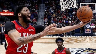 Pelicans vs NBA Benching Anthony Davis 4 Season! 2018-19 NBA Season