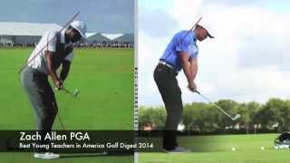 Tiger's New Swing! Chris Como