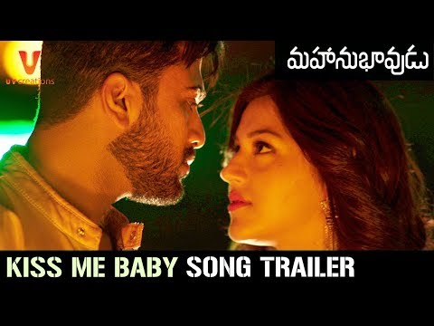 Mahanubhavudu-Movie-Kiss-Me-Baby-Song-Trailer