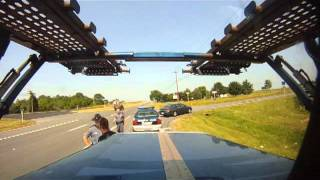 Trucker Versus Virginia State Police