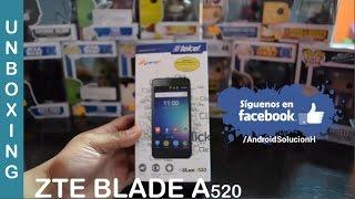 Video ZTE Blade A520 s4x3gXXpxKU