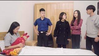 Vợ Sắp Đẻ Mẹ Chồng Vẫn Bắt Về Quê Ăn Tết Và Cái Kết - Đừng Coi Thường Người Khác-Tập 291