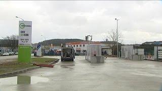 Normandie : reportage sur la station GNV de Rouen