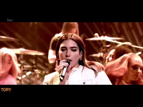 Dua Lipa New Rules LIve 2017