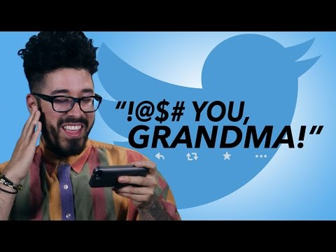 People Read Their Old Embarrassing Tweets