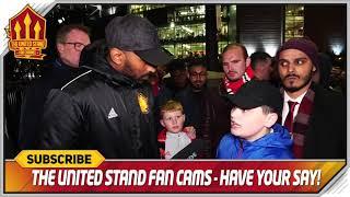 De Gea Is Off! Manchester United 2-0 Manchester City Fancam