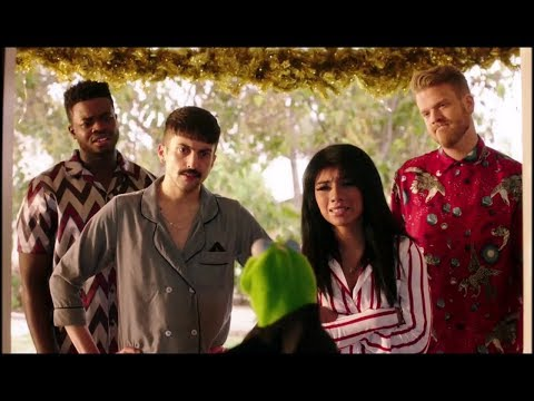 A Very Pentatonix Christmas - just the funny skits between songs