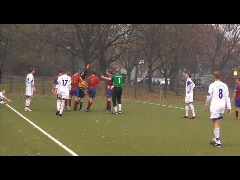 SC Sternschanze II - USC Paloma II (Kreisliga 5) - Spielszenen | ELBKICK.TV