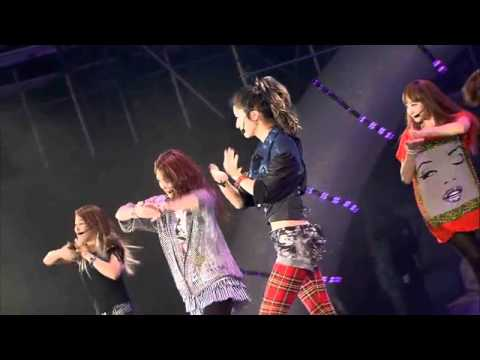 [Perf] f(x) - Me + U @ Dream Concert 2010 [100522]