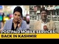 Watch: NDTV Reporters 1st Mobile Call In Kashmir During Live Telecast