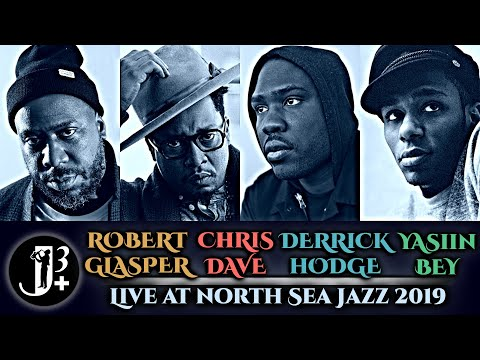 Robert Glasper with Chris Dave, Derrick Hodge & Yasiin Bey - North Sea Jazz Festival 2019