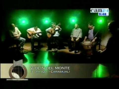 Grupo Cantoral - El violín del monte