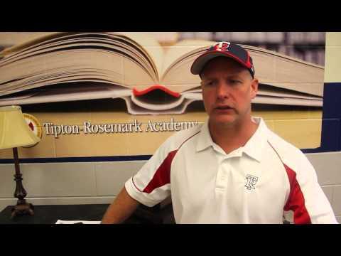 Tipton Rosemark Academy Football Tipton Rosemark Academy