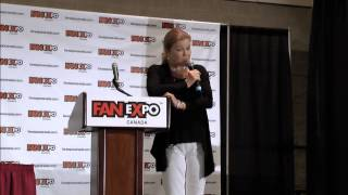Fan Expo 2012 - Kate Mulgrew (Captain Janeway in Star Trek Voyager) Q&A