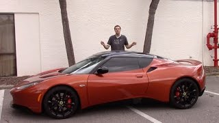 The Lotus Evora Is Better Than You Think