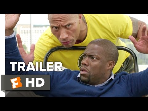 Central Intelligence Official Teaser Trailer #1 (2016)