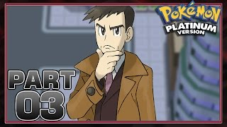 Pokemon Platinum - Part 3 - Jubilife City