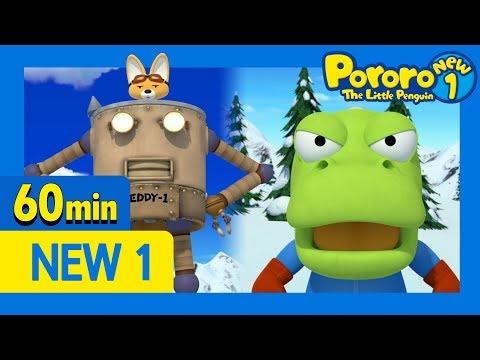 [Pororo NEW1] #31 - #40 (50min) Compilation | Kids Animation | Pororo the Little Penguin