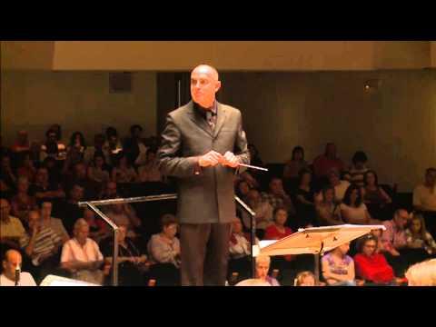 "Jove Banda Simfònica de la FSMCV ""Danzas Alicantinas"" de Bernardo Adam Ferrero"