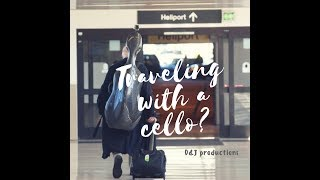 How PAINFUL It Is For Cellists To Travel