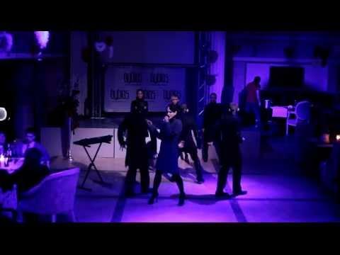 Маша Собко - Ненавижу (с балетом) Live. Byblos 2012