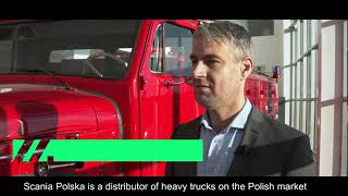Business Process Automation w Scania Poland