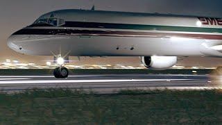 A Routine Plane Takeoff Quickly Turns into a Disaster