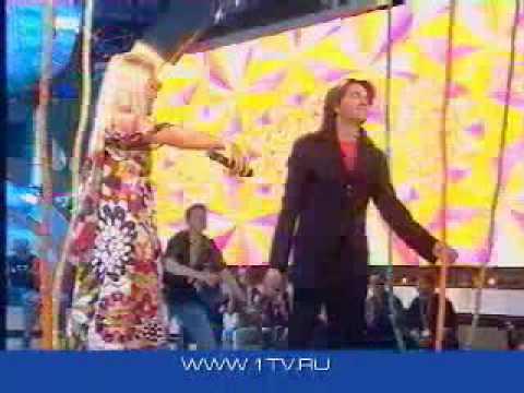 Виктория Богославская& Дмитрий Маликов   Бумажный змей