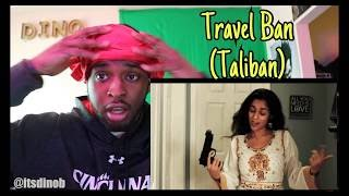 iLOVEFRiDAY - TRAVEL BAN (Taliban) (Official Music Video) | Reaction!