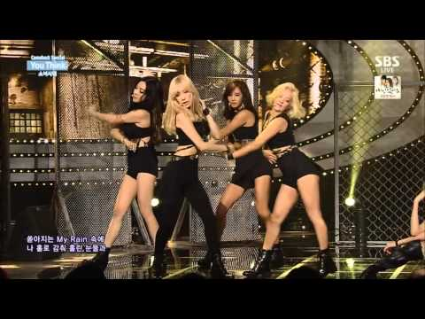 SNSD/Girls' Generation (소녀시대) - You Think (Live Stage Mix)