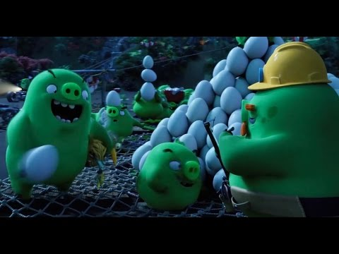 Angry Birds Movie Angry Birds Vs Pigs 2016