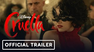 Cruella - Official Trailer 2 (2021) Emma Stone, Emma Thompson
