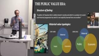 Selling a political framework for the Public Value Era
