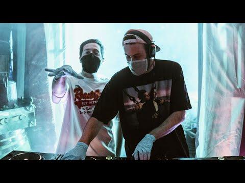 Two Friends - Escape Halloween Virtual Rave-A-Thon