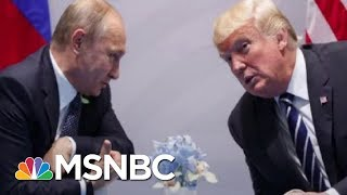 President Trump Congratulating Putin May Be Lowest Point Of Presidency | Velshi & Ruhle | MSNBC