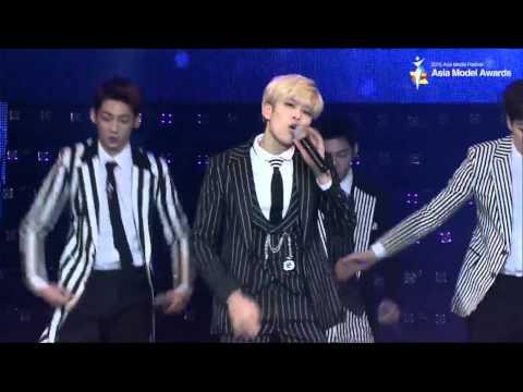 [HD]150424 2015 Asia Model festival - Boyfriend (보이프렌드) BOUNCE