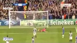 فيديو أجمل 10 أهدف في دوري أبطال أوروبا 2012-2013 اهداف رائعه