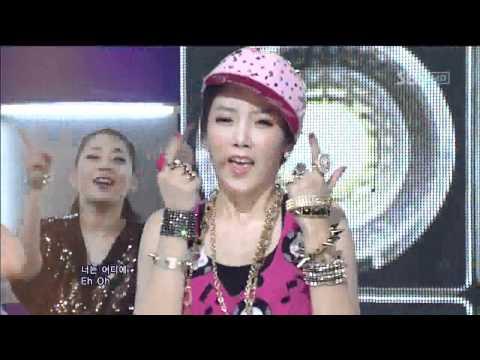 T-ara -Lovey Dovey (티아라-러비더비)  @SBS Inkigayo 인기가요 20120108