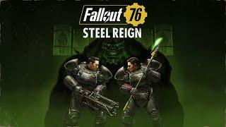Steel Reign Reveal Trailer
