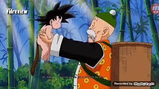 Sức mạnh từ nhỏ đến lớn son Goku