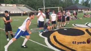 Wil Lutz | Field Goals | Georgia State Kicker Punter | Team Jackson Kicking
