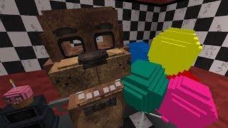 Minecraft FNAF Mod 1 8 (FIXED) Videos - mp3toke