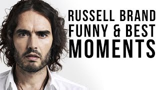 Russell Brand Funny and Best Moments - Funny Videos