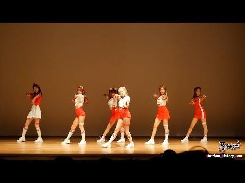 [16.08.28] 라붐(Laboum) 푱푱 (Shooting Love) [LOVE SIGN-1st mini album 동자아트홀 팬싸인회 공연] 직캠 by 포에버