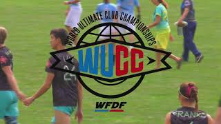 WUCC 2018 - Hong Kong NEON (HKG) vs Argentina Ultimate Club (ARG)